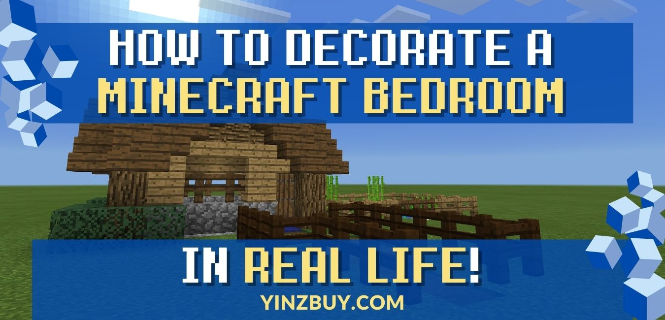 How To Decorate A Minecraft Bedroom Ideas In Real Life Yinz Buy
