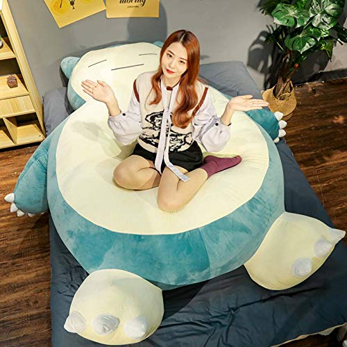 giant snorlax bean bag chair plush pokemon pillow yinzbuy