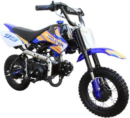 best dirt bike for kids ages 7 to 9 coolster gas mini bike