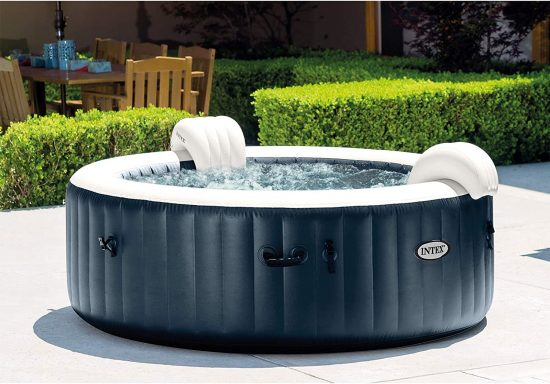 best value spa intex purespa plus 6 person inflatable hot tub